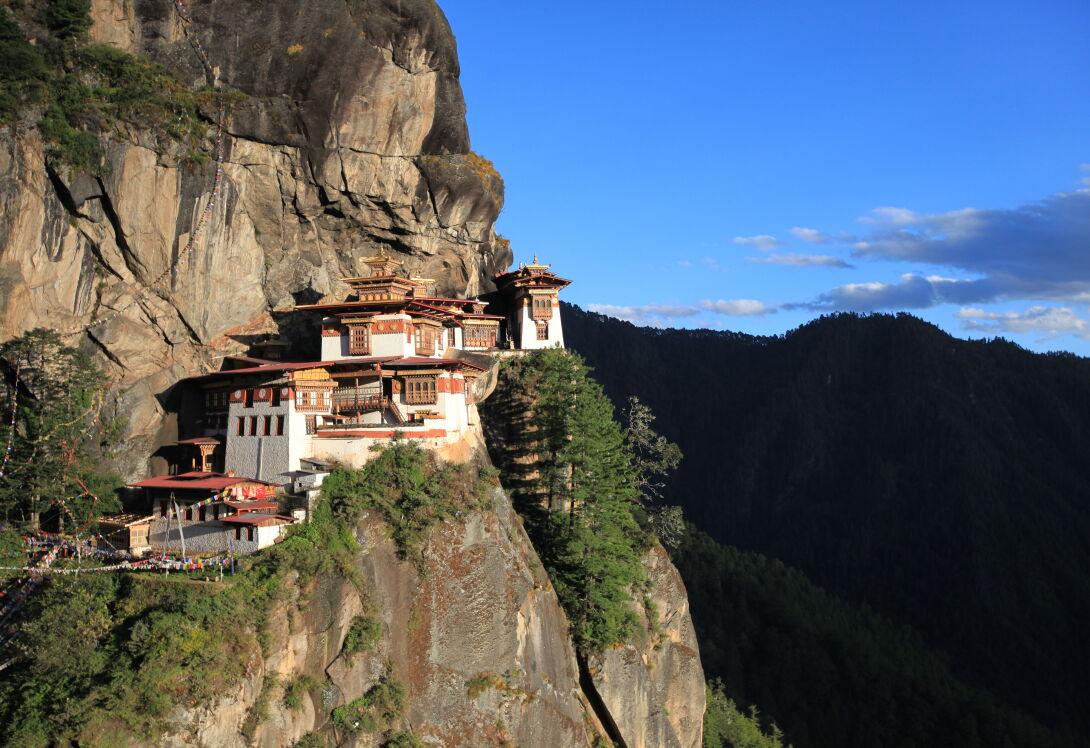 Trek to the Tiger's Nest in Bhutan
