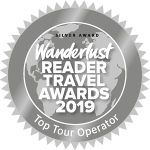wanderlust 2019 silver award winners, top tour operator