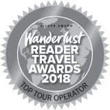 Wanderlust Award 2018
