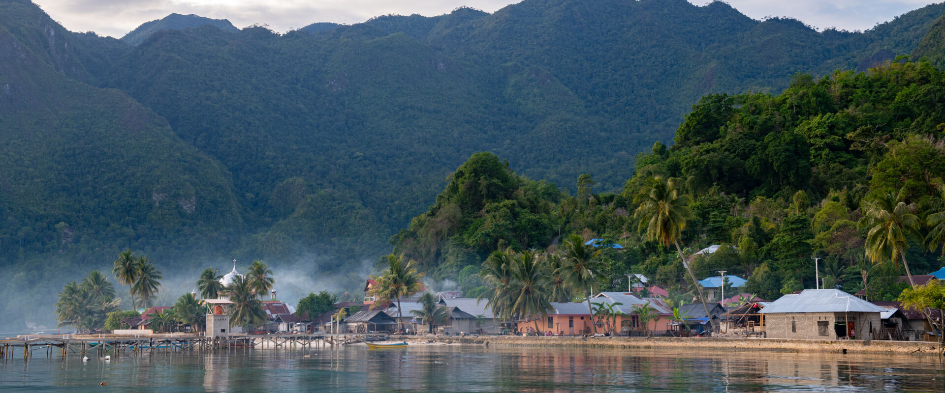 Moluccas, Indonesia Holidays with Selective Asia