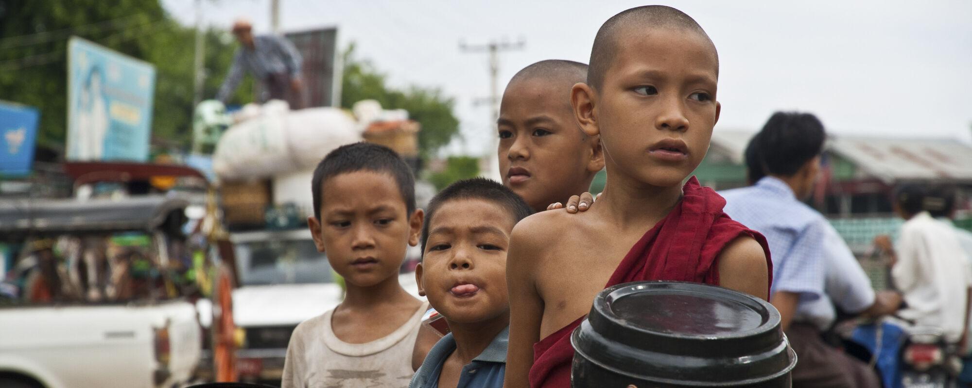 <br>Myanmar