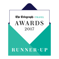 The Telegraph Travel Awards 2017 - Runner-up