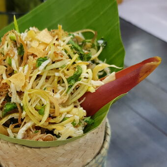 Laos food guide, what to eat in Laos