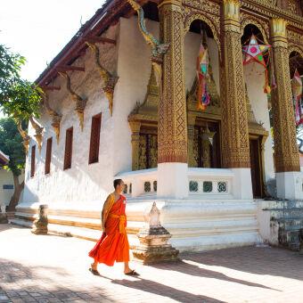 Laos to Cambodia Overland