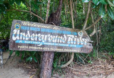 Puerto Princesa Subterranean River National Park, the Philippines
