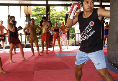 Learn the Art of Eight Limbs at a Muay Thai masterclass