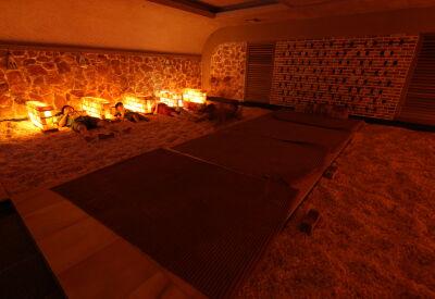 Visit a South Korean bathhouse