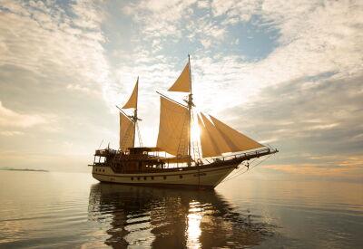 Sailing Indonesia's Flores Sea