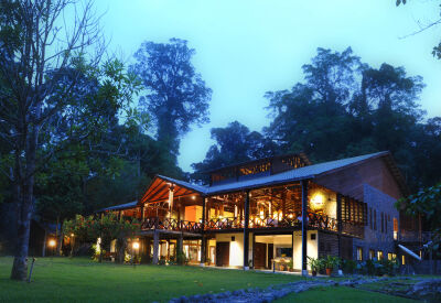 Borneo Rainforest Lodge & Danum Valley