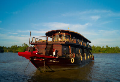Explore the Mekong Delta on a boutique Bassac cruise
