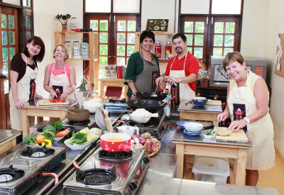 Malay cooking class in Penang