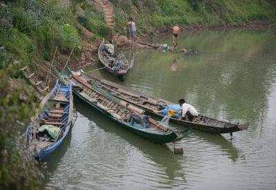 Unspoilt Laos - the Luang Namtha region