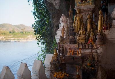 Mekong Meditation in Luang Prabang