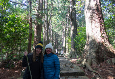 Walking Japan's Kumano Kodo Trails