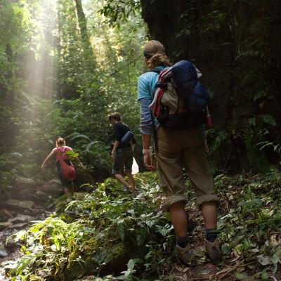 6 superb short adventures in Malaysian Borneo