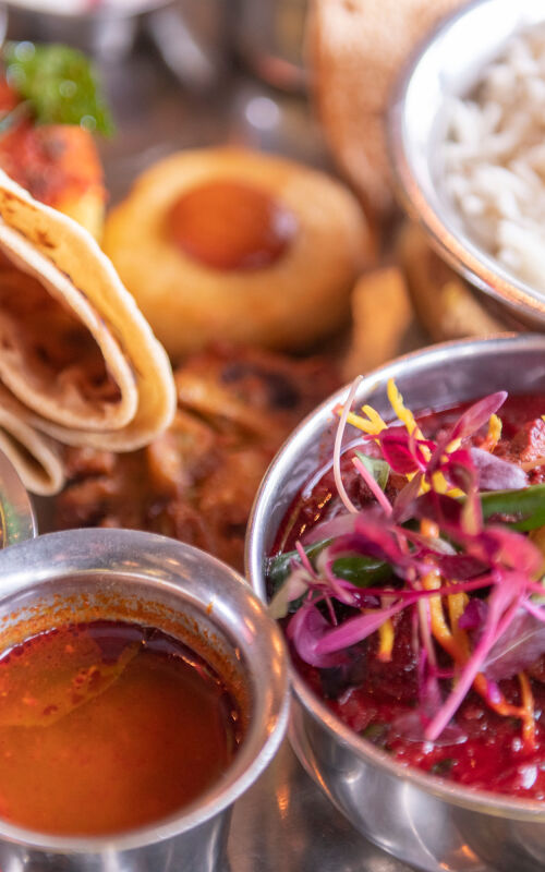 The Chilli Pickle Indian Restaurant Brighton