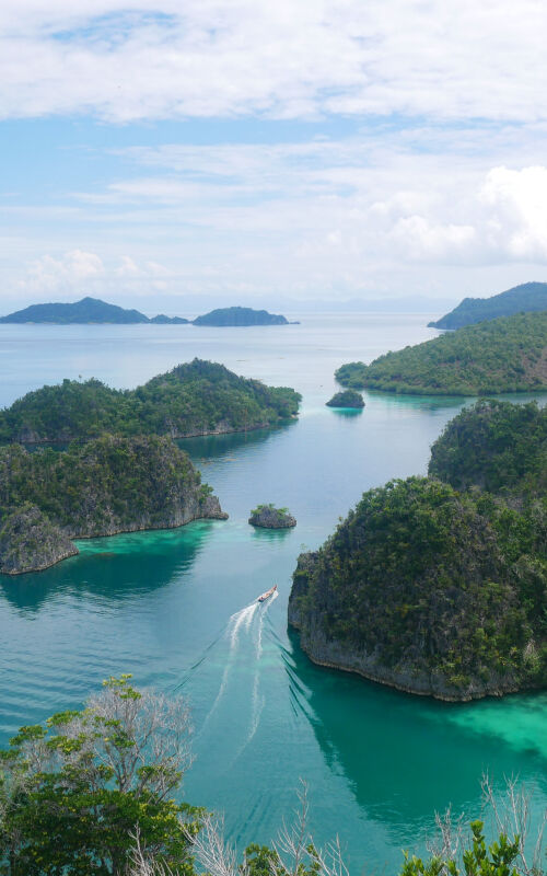 West Papua Raja Ampat, Indonesia Holidays with Selective Asia