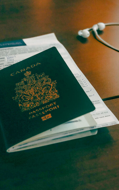 Passport and visa information for South Korea