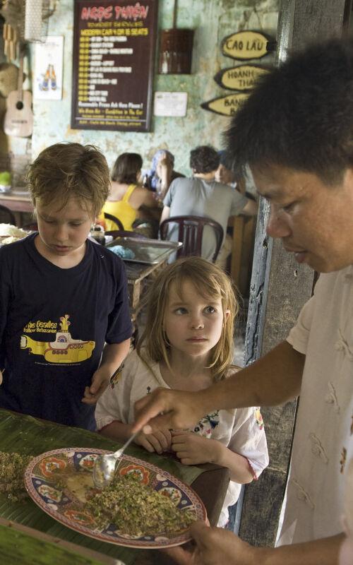 Family holidays to Vietnam