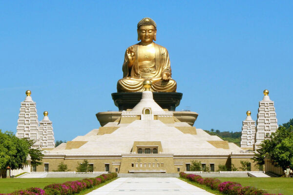 Monastery stay in Taiwan