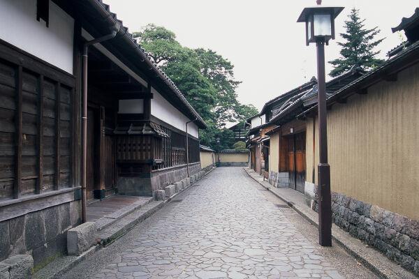 Nagamachi Samurai House