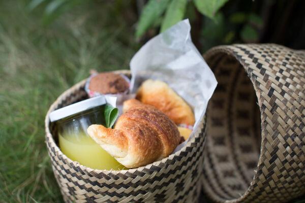 Breakfast in Laos
