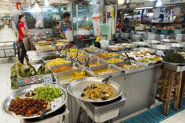 Breakfast in Thailand