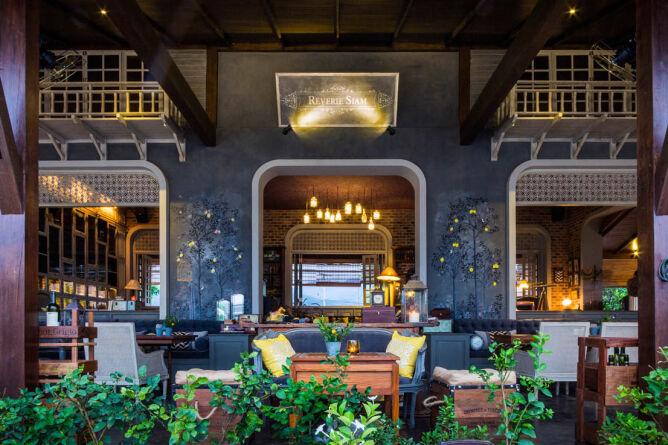 Silhouette Bar & Restaurant