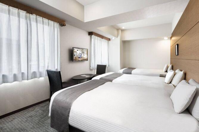 Studio Deluxe 3-bed room