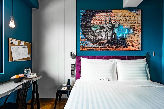 Hotel G Yangon's Good Room