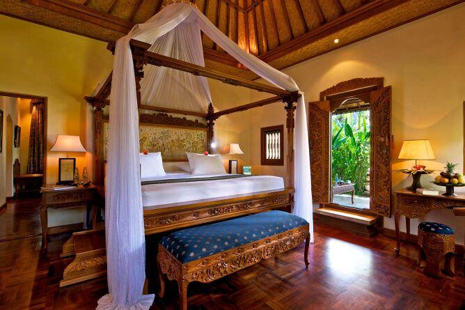 Garden View Bungalow - bedroom