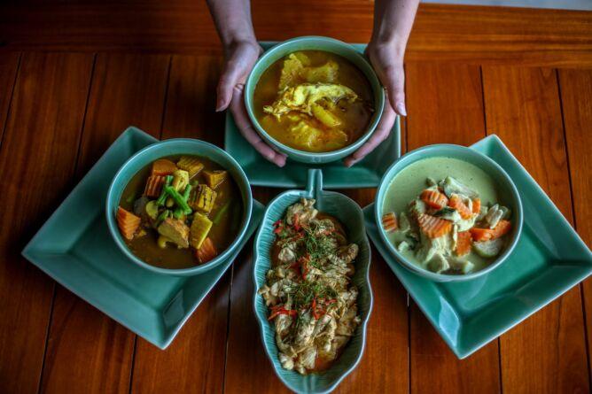 Tempting Thai Dishes