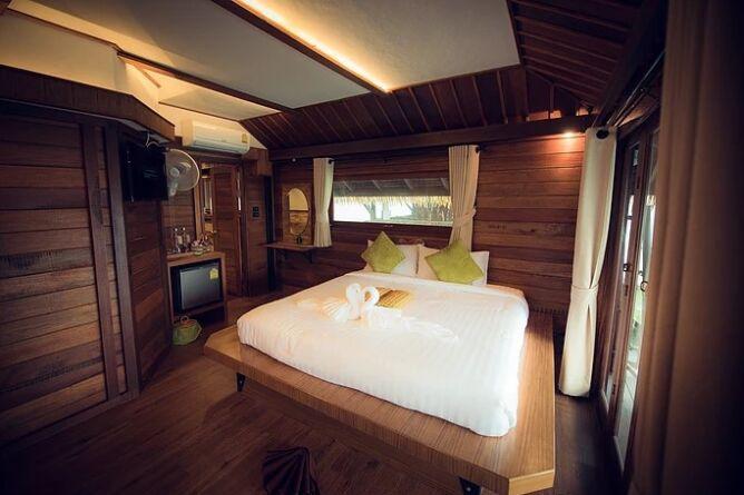Greenery Villa double room