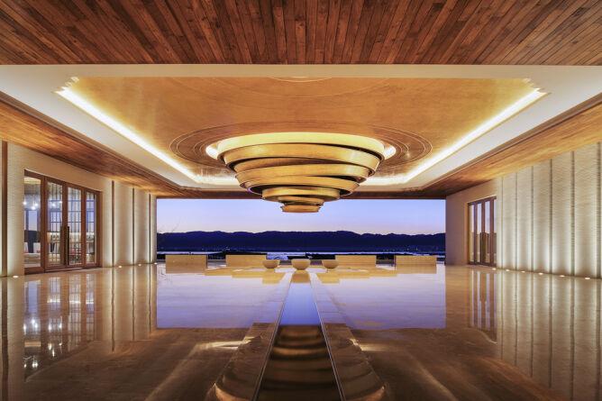Elegant contemporary design