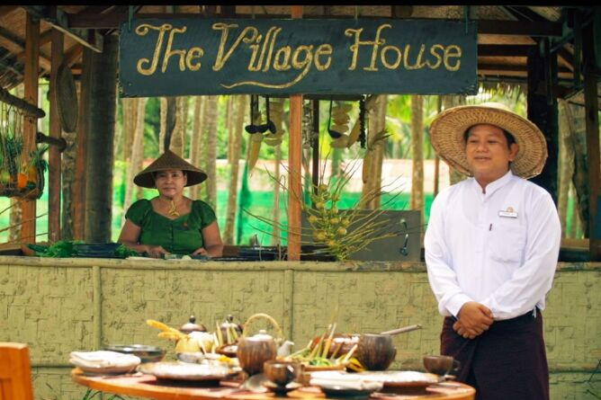 The Village House restaurant