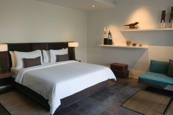 Stylish, modern room interiors
