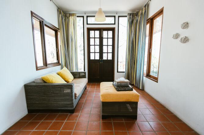 Beachfront Bungalow Villa