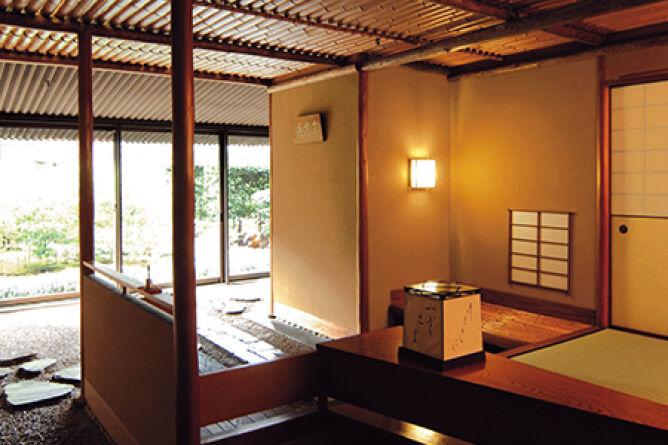 Toko-an tea ceremony room