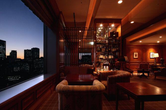 Imperial Lounge Aqua bar
