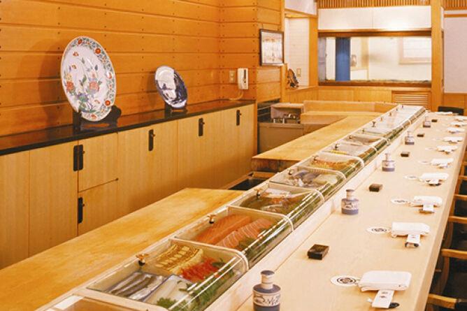 Sushigen restaurant