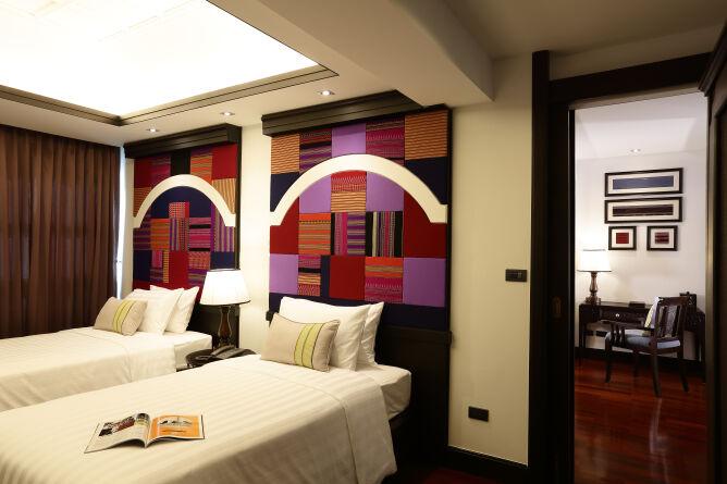 Romantic Lanna Deluxe room