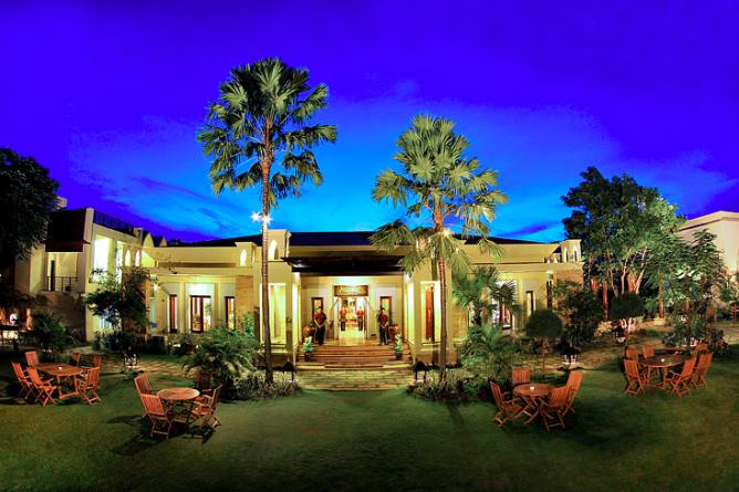 My Bagan Residence Hotel Exterior