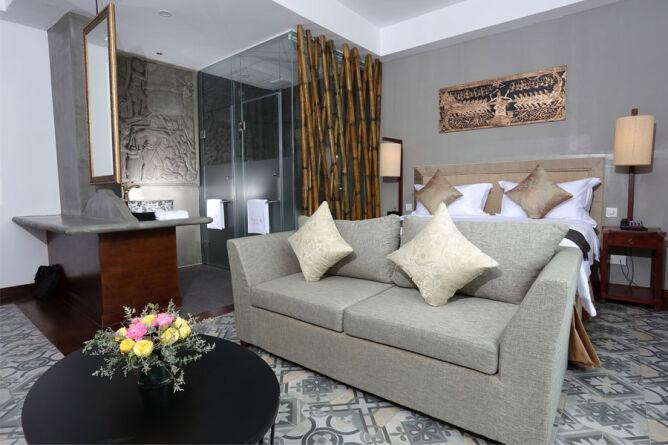Apsara deluxe room