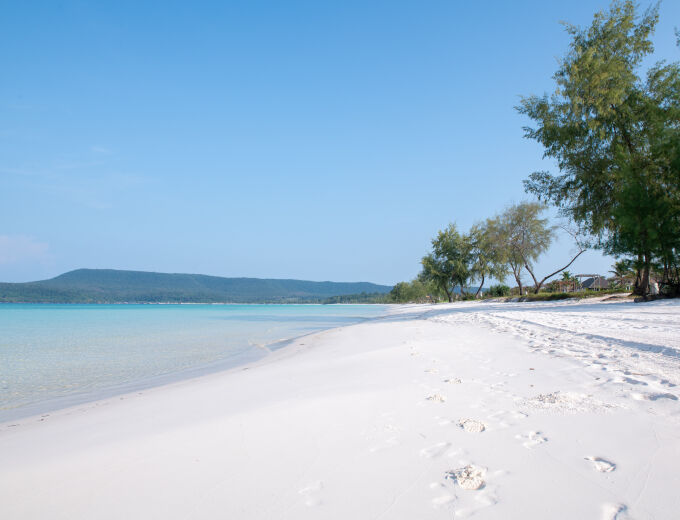 cambodia south beaches