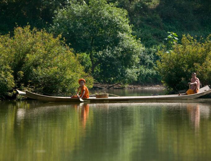 Si Phan Don, 4000 Islands