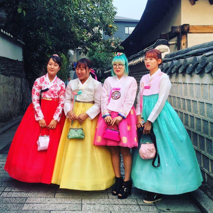 South Korea Family Holidays