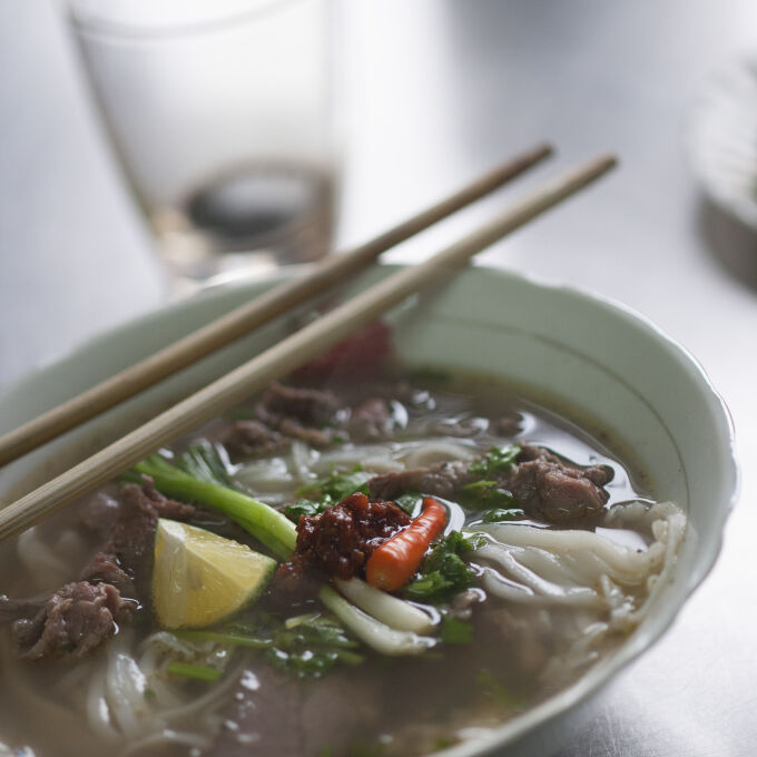 Vietnam food guide