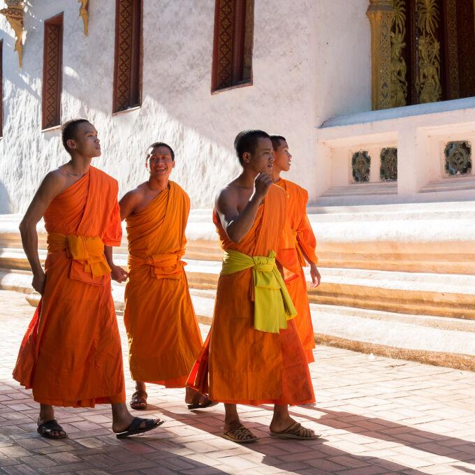 Northern Indochina - Laos to Vietnam