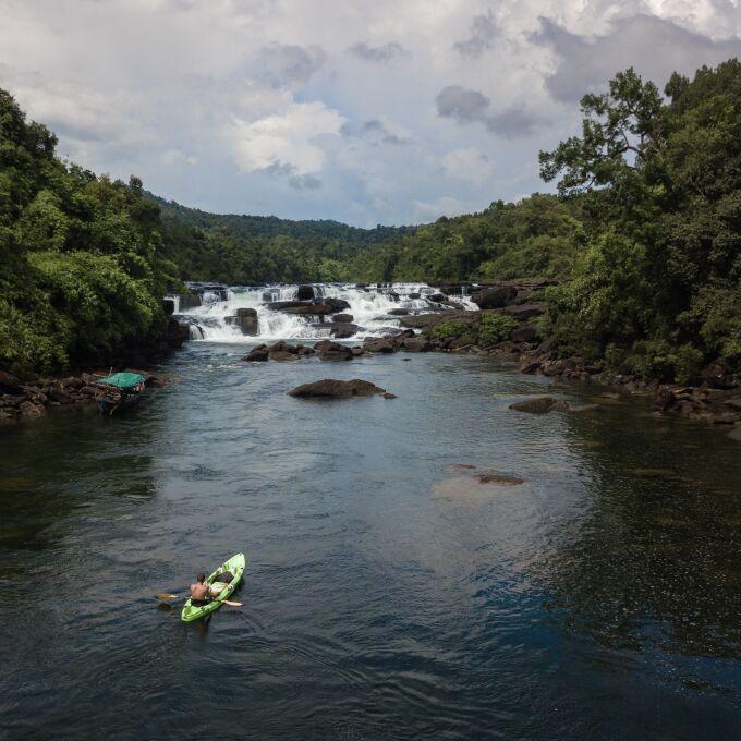 Cambodia's Tatai River