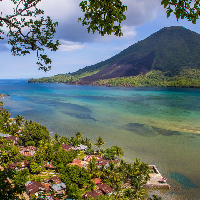 Sulawesi & the Moluccas